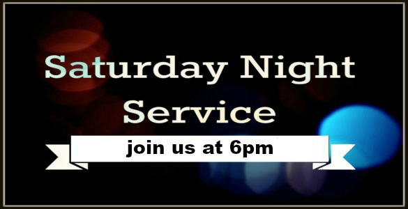 Saturday Night Service Logo